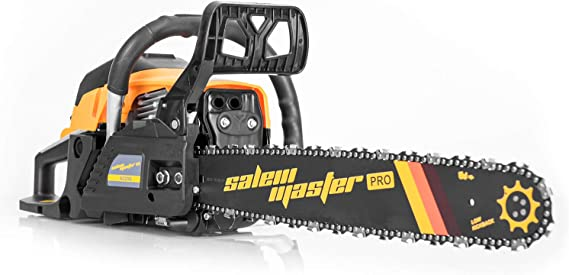 SALEM MASTER 6220G 62CC 2-Cycle Gas Powered Chainsaw
