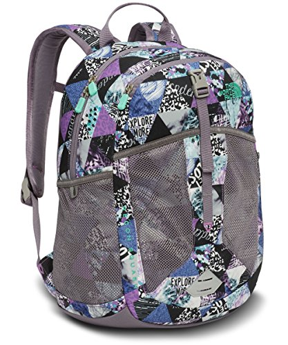 The North Face Youth Recon Squash Backpack WAG.PURP/GRN(BTS17) 1037CU.IN.
