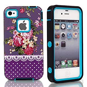 iPhone 5C Case,iphone 5C cases,case for iphone 5C,Creativecase Carryberry new beautiful 3in1 hybrid hard iphone 5C case cover For iPhone 5C
