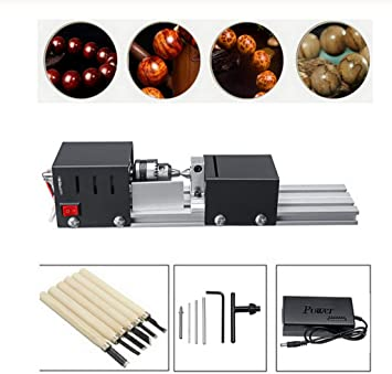 YWY Mini wood lathe-multi-function Wood Lathes product image 5