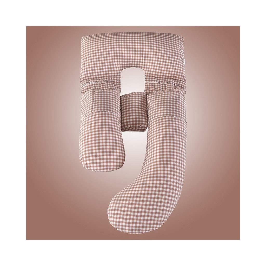 【日本限定モデル】 XJZxX さいず 妊娠中の女性の枕ウエストサイド睡眠胃リフト多機能枕妊娠枕ジャージーカバー付きU字型全身枕 (色 : D, サイズ (色 さいず : 80x170cm) サイズ B07RBWR54N D 80x170cm, キナサムラ:85205033 --- growtutor.com