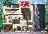 : GI Joe Vietnam Base Camp Set Deluxe Mission Gear