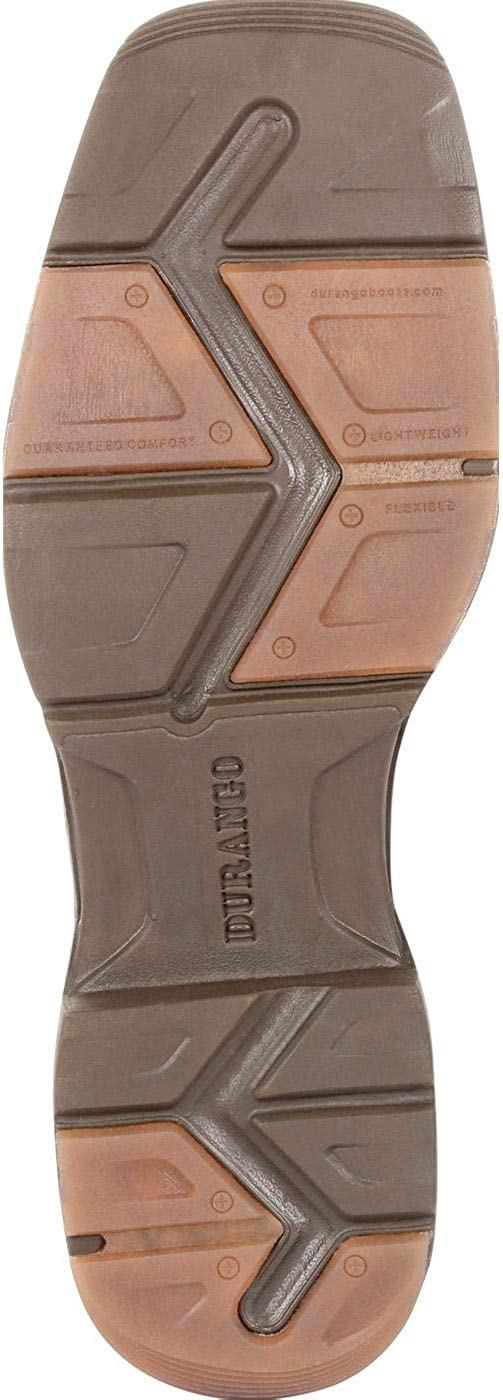 Durango Ultra-Lite Distressed Brown Western Boot