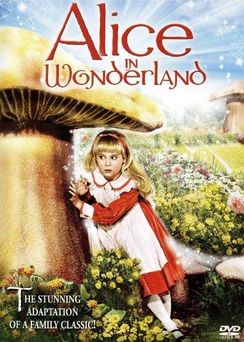 """Alice in Wonderland mini movie poster 11 x 17/"""""""