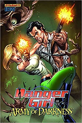 Danger Girl and the Army of Darkness by Andy Hartnell (2013-09-10)