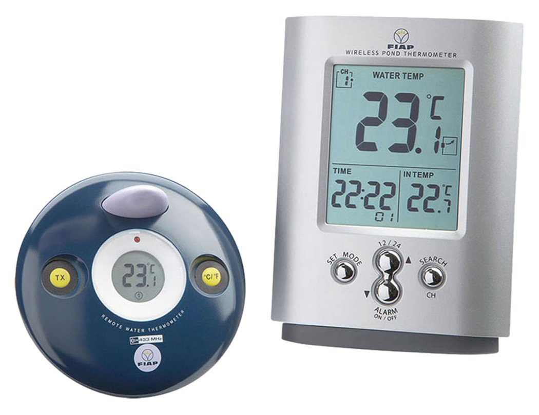 FIAP Digiswim Active Wireless Pool/Pond Thermometer 2781