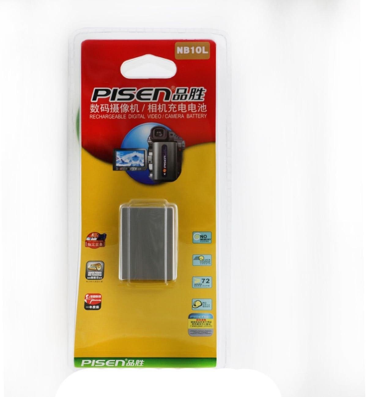 デジタルカメラバッテリーnb10l 7.4 V 830 mAh For PowerShot sx40