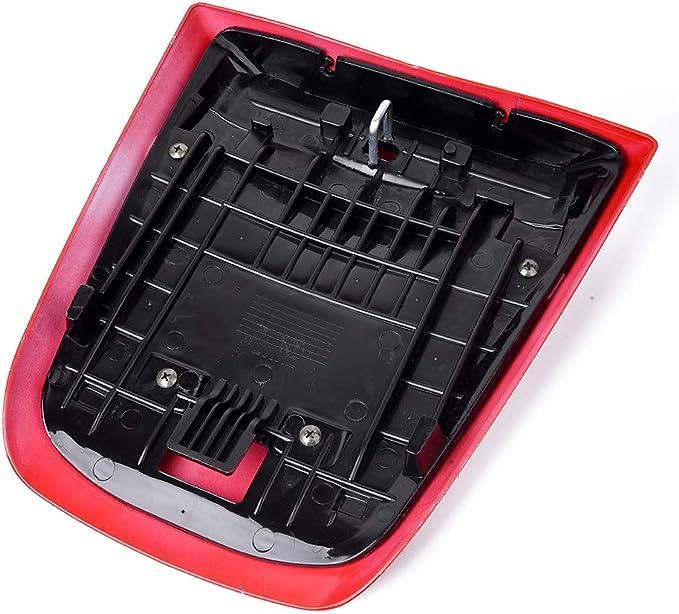 FATExpress Motorradverkleidung Rot gl/änzend f/ür Honda CBR600RR CBR 600 RR 600RR F5 2004 2005 03-06 ABS-Motorverkleidung hintere Beifahrersitz