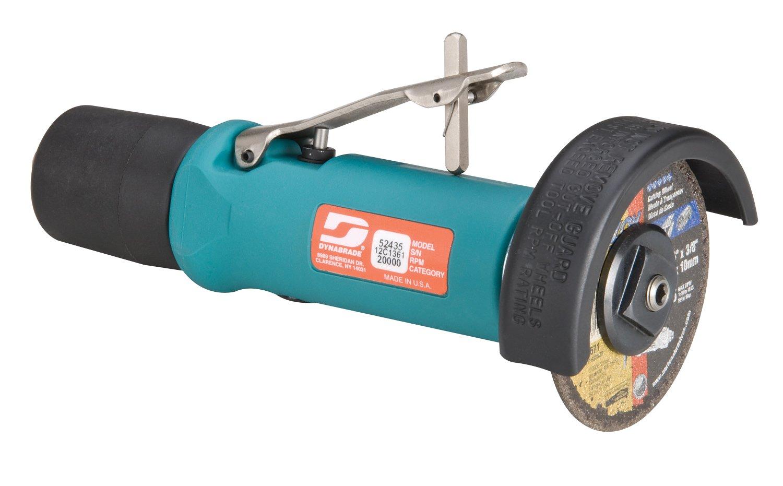 Dynabrade 52435 3-Inch Straight-Line Cut-Off Wheel Tool
