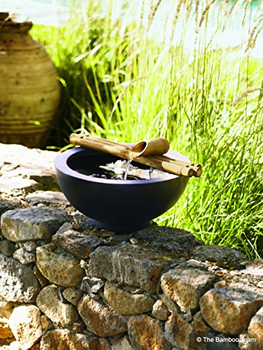 Bamboo water fountain kit indoor or outdoor japanese bamboo fountains workwithnaturefo