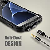 Galaxy S7 Edge case, Samcore Full body Protective