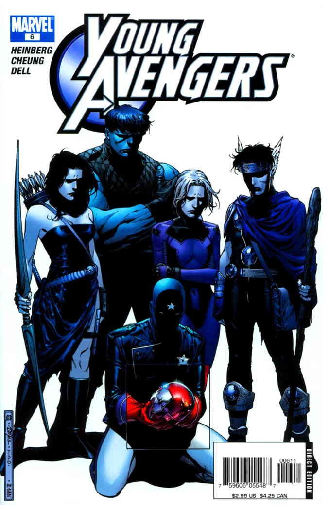 Young Avengers #6 PDF