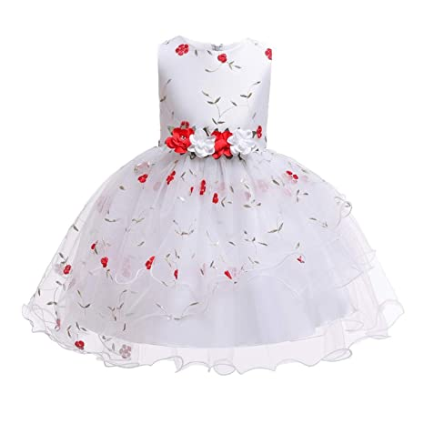 Christmas Princess 2019 Amazon.com: 2019 New Christmas Princess Girls Party Dresses for