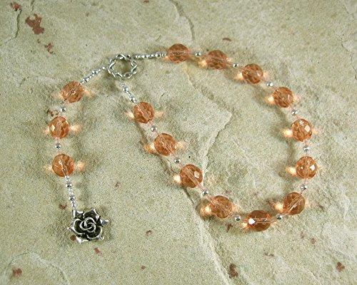 (Venus Pocket Prayer Beads: Roman Goddess of Love, Beauty, Fertility and)