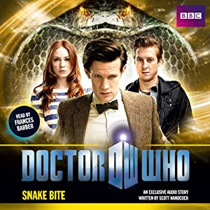 Doctor Who: Snake Bite Audiobook