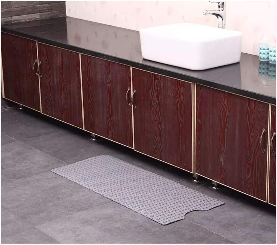 AMICA Bathroom Mat Bath Tub Non Slip Bathroom Mat,Antibacterial Bath Room Shower 21x21inch Blue 53x53cm