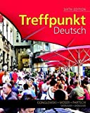img - for Treffpunkt Deutsch: Grundstufe Plus MyGermanLab with eText multi semester -- Access Card Package (6th Edition) by Margaret T. Gonglewski (2013-06-02) book / textbook / text book