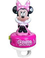 Stamp - Campanello per Bicicletta Disney, Motivo: Minnie Mouse