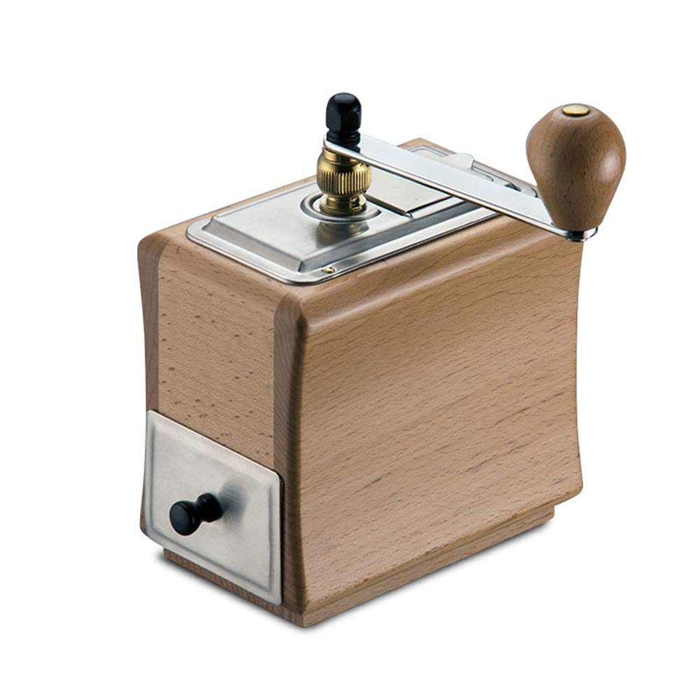 JIANGU Manuale Coffee Machine – Home Manual Macinacaffè Macinacaffè Mini Portatile Macinacaffè Macinacaffè offerta