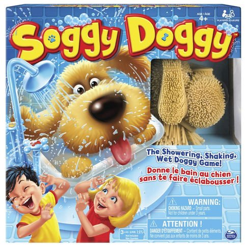 Soggy Doggy Board Game - Toy of the Year 2017 Award Finalist