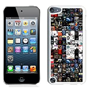 New Beautiful Custom Designed Cover Case For iPod 5 With Hip Hop (2) Phone Case