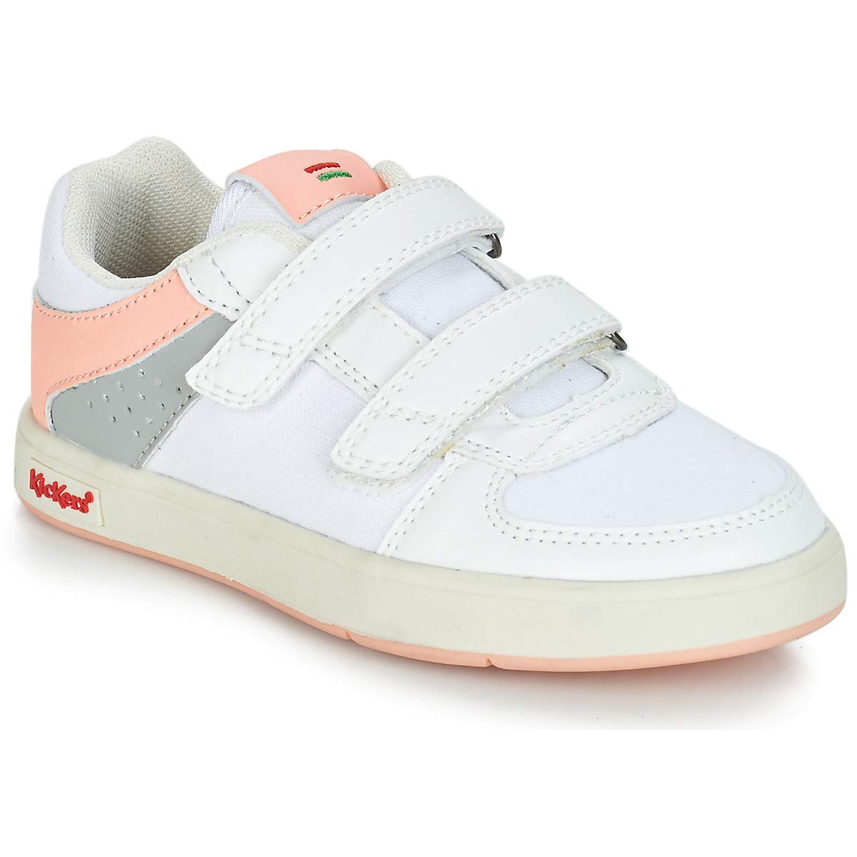 Kickers Gready Low Cdt Baskets Mixte Enfant