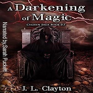 A Darkening of Magic Audiobook