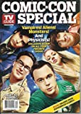 TV Guide Comic Con Special Edition The Big Bang Theory cast on cover July, 2010