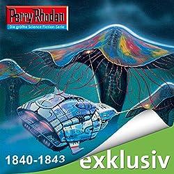 Edition Thoregon: Perry Rhodan 1840-1843