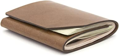Whiskey Ezra Arthur Cash Fold Wallet