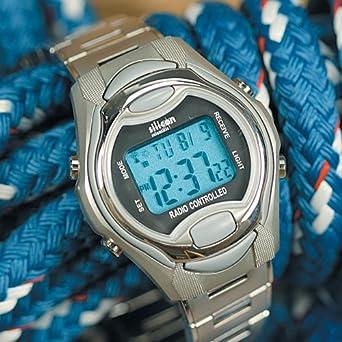 amazon com silicon scientific digital atomic watch watches rh amazon com Silicon Scientific Watch Manual Silicon Scientific Watch Manual