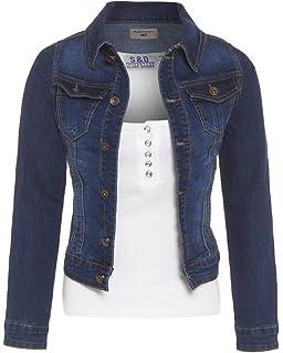 SS7 NEU Damen Jeansjacke, Indigo, sizes 8 to 14 7857c809a1