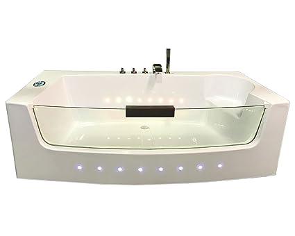 Vasca Da Bagno Harmony : Vasca bagno idromassaggio cromoterapia spa nuova dorado
