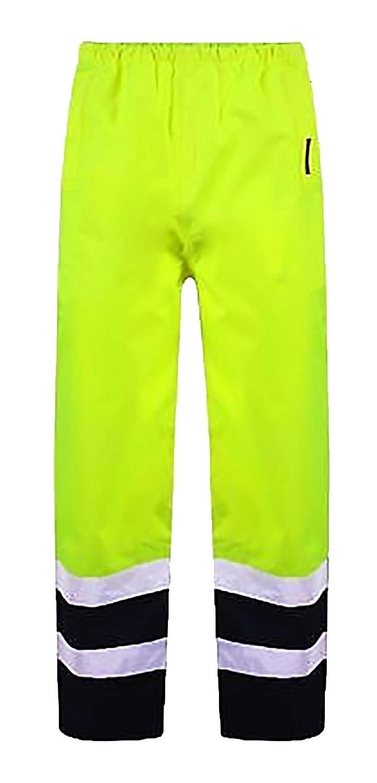 FASHION FAIRIES OUTERWEAR メンズ Yellow Navy Trouser X-Large X-LargeYellow Navy Trouser B07CCZRRT8