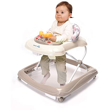 Amazon.com: Wonder Buggy - Andador para bebé, plegable, con ...