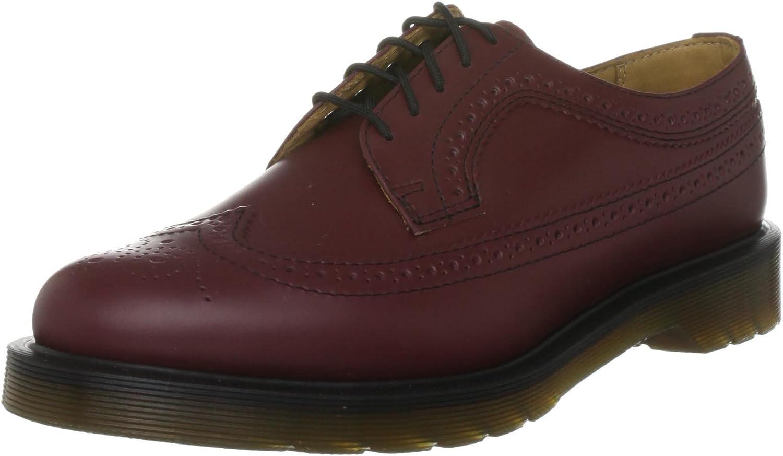 Dr. Martens 3989 Brogue Shoe 13844001 - Zapatos de Cordones de Cuero para Hombre