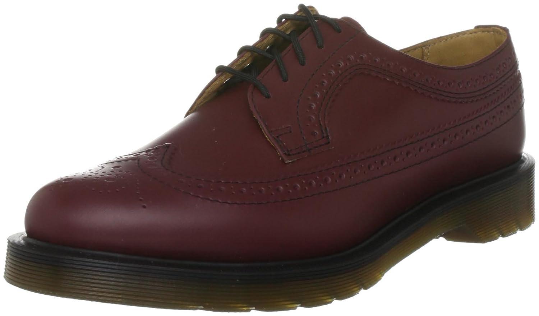TALLA 40 EU. Dr. Martens 3989 Brogue Shoe 13844001 - Zapatos de Cordones de Cuero para Hombre