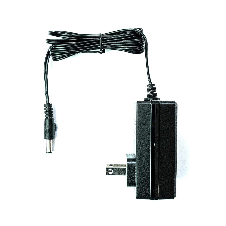 Amazon.com: MyVolts 12V power supply adaptor compatible with Yamaha P-95 Keyboard - US plug: Musical Instruments