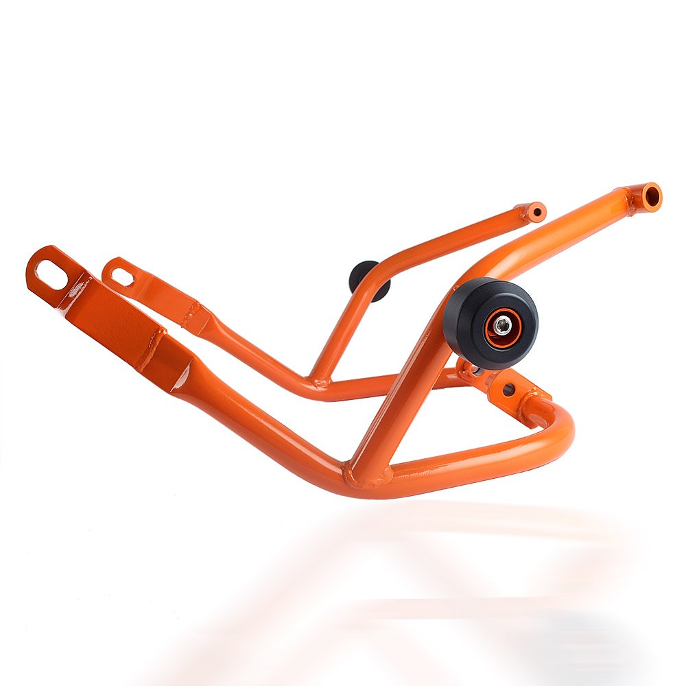 2016/KTM 125/200/390/Duke 2014/2015 XX ecommerce Motorrad Falling Schutz Bumper passt Tank Crash Bars Rahmen Bumper passt Guard Schutz f/ür 2013