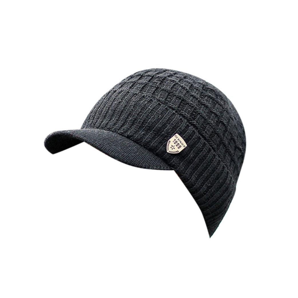 f0bec11308e Jushye Hot Sale!!!Men s Knit Hat