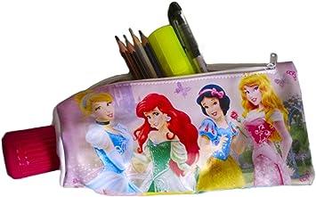 Estuche tubo pasta dientes Princesas Disney: Amazon.es: Juguetes y juegos