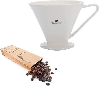 Westmark Kaffeefilter schwarz 1x6 Dauerfilter Kaffee Filter Größe 6 Stand Filter