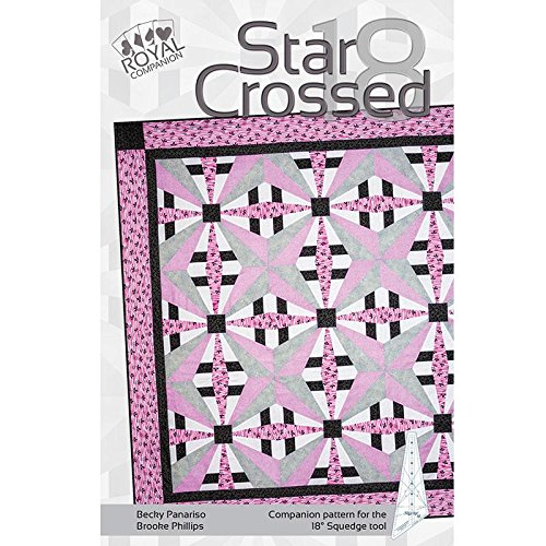 Star Crossed 18 Pattern Booklet by Royal Companion SC18 by Phillips Fiber Art
