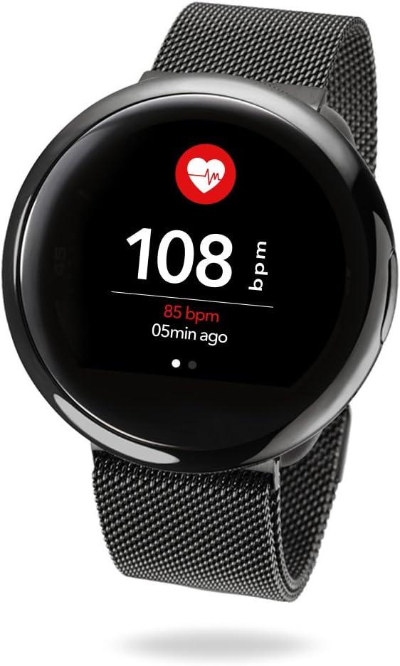 MyKronoz ZeRound2HR Elite - Smartwatch con Monitor de Ritmo ...