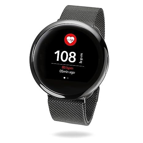 mykronoz zen cirle 2  MyKronoz ZeRound 2 HR Elite Smartwatch con schermo circolare tattile ...