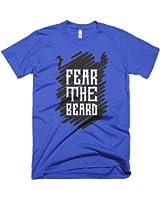 FEAR THE BEARD MEN'S T-SHIRT