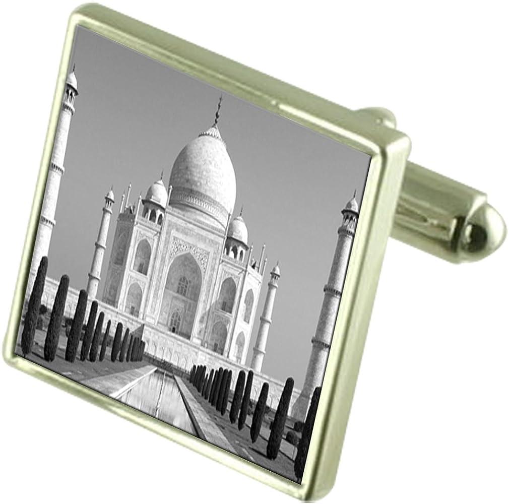 Taj Mahal Cufflinks