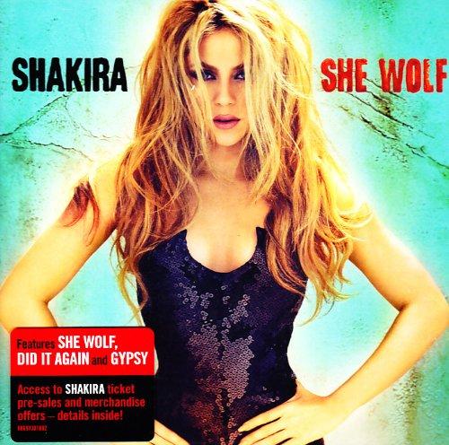 Shakira She Wolf Waka Waka Amazon Com Music