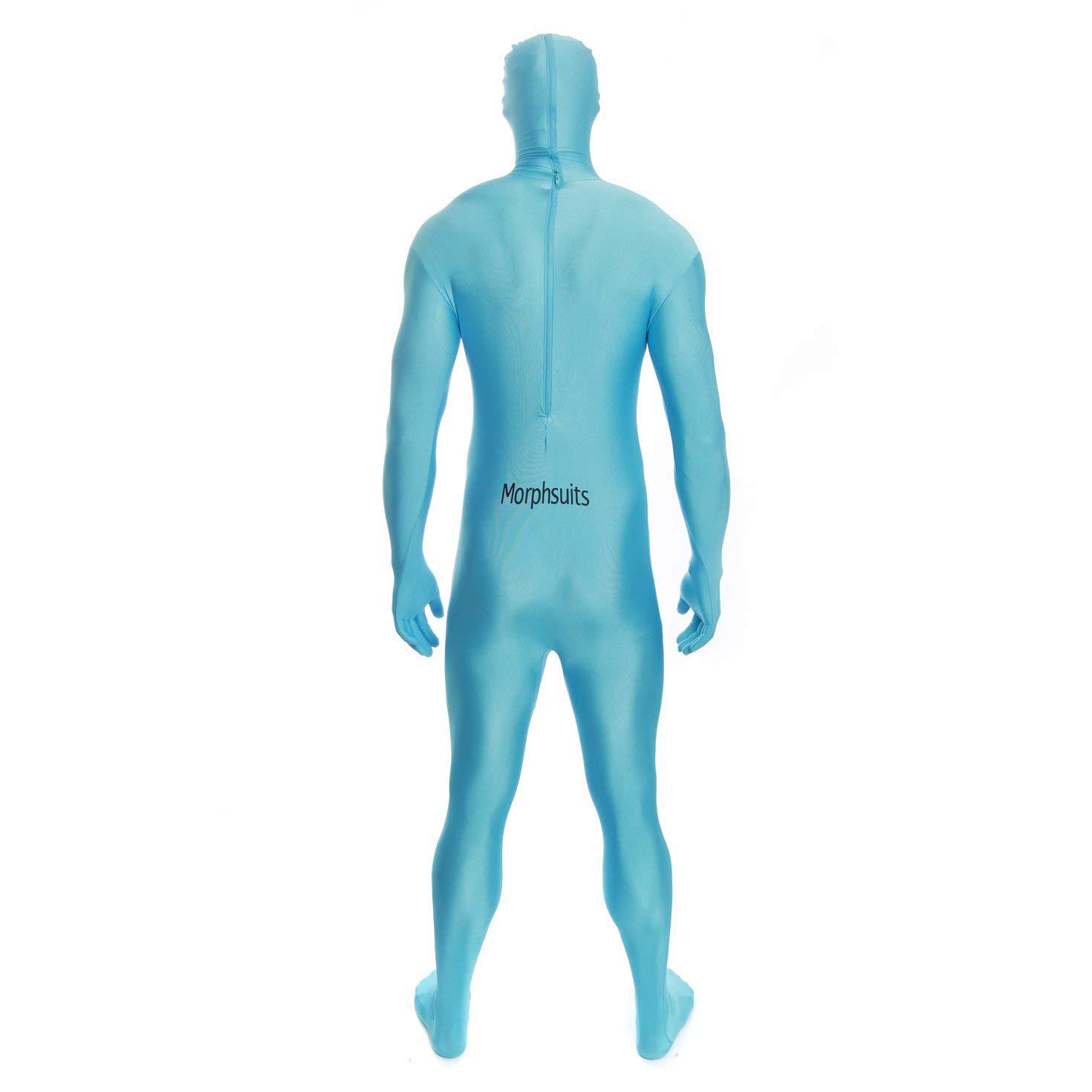 Morphsuits - Disfraz de segunda piel (pegado al cuerpo), talla XXL ...