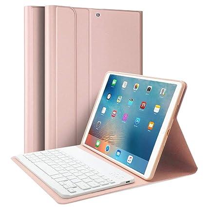 """Funda con Teclado para iPad Pro 11"""" 2018 - Lachesis iPad Pro Keyboard Case para"""